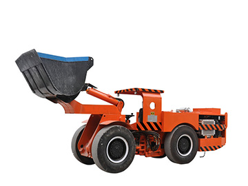 Mini Loader Scooptram with one Cubic Bucket