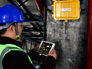 Mineral Processing Plant IoT Monitoring Early Warning System